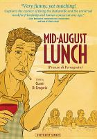 Mid-August Lunch