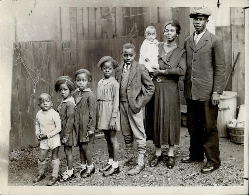 Carter family 1936