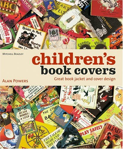Children's Book Covers by Alan Powers