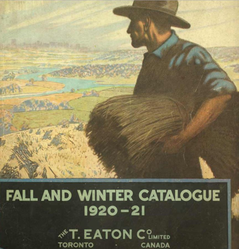 Eaton's Fall and Winter Catalogue 1920-21