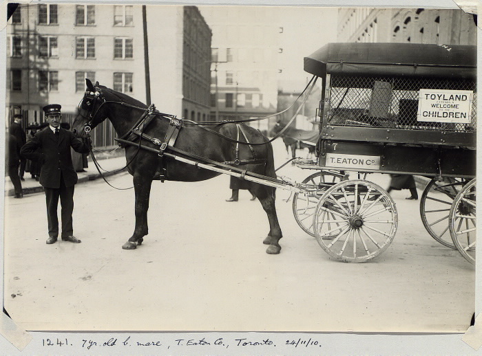 Remembering the T  Eaton Company on August 20: Snapshots in