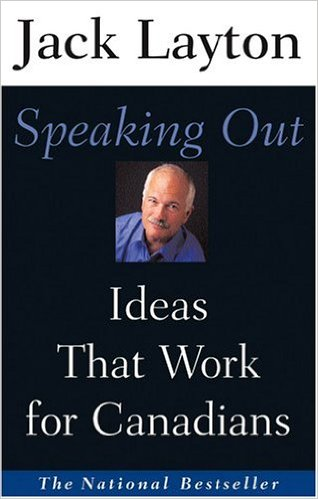 Speaking out ideas that work for Canadians