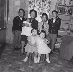 Lumb Family 1955