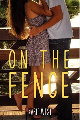 On The Fence by Kasie West Cover Image