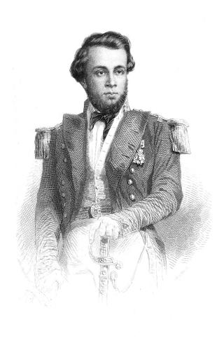 Joseph-René Bellot (1826-1853), page 9 du journal de bord
