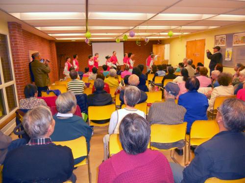 LSP Week Event at Flemingdon Park