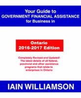 Your guide to government financial assistance for business in Ontario