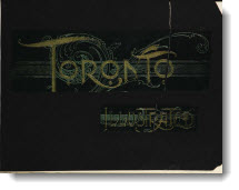 Toronto Illustrated small