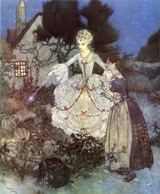 Edmund Dulac The Sleeping Beauty and Other Fairy Tales from the Old French