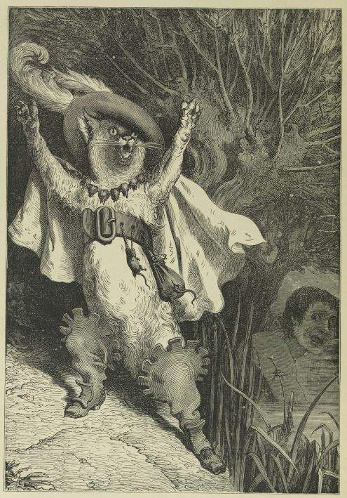 Gustave Doré for Puss in Boots