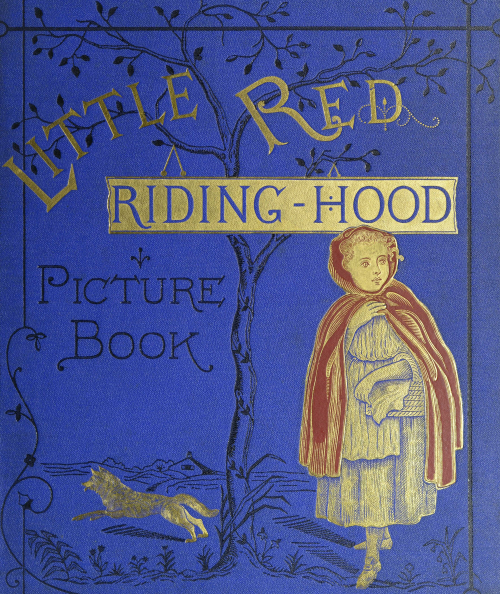 Little Red Riding-Hood Picture Book