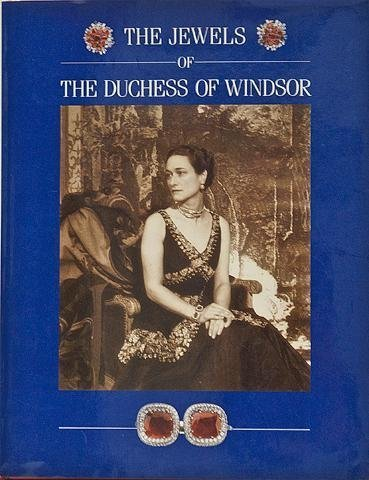 Jewels of the Duchess of Windsor by Rayner, Nicholas