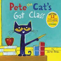 Pete the Cat's Got Class