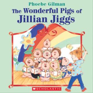The Wonderful Pig of Jillian Jiggs