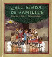 All Kinds of Families, by Norma Simon