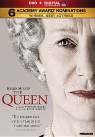 The Queen on DVD