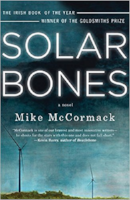 Solar Bones, by Mike McCormack