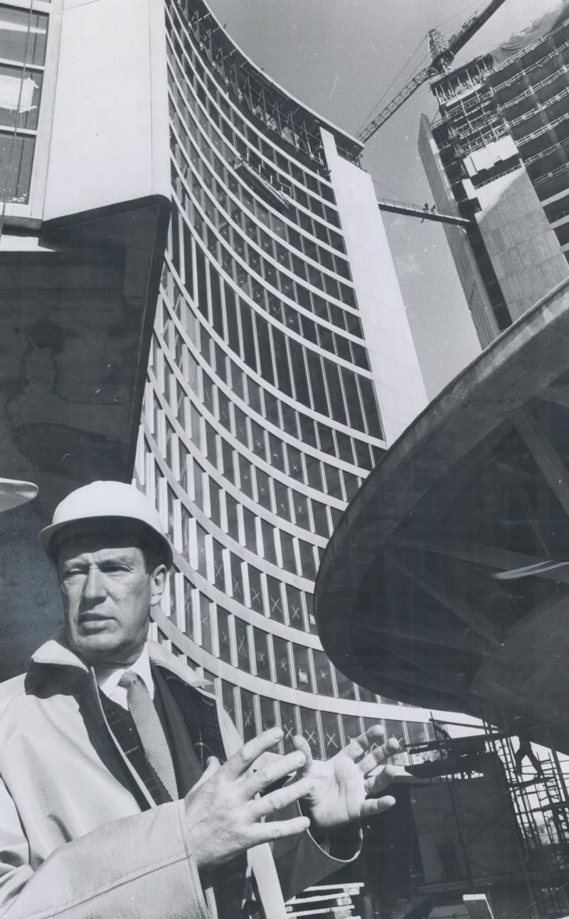 Viljo Revell 1964 Toronto Star Archives photo