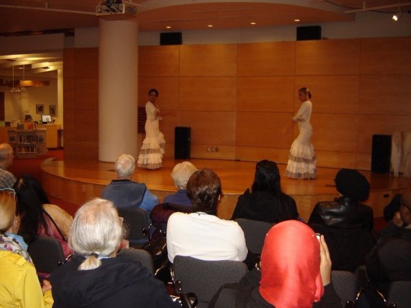 Library Settlement Partnership Week 2016 at Toronto Reference Library