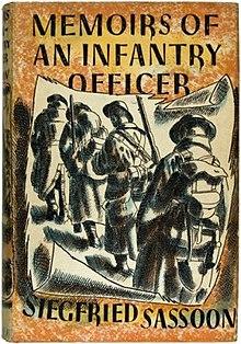 Siegfried Sassoon Memoirs of an Infantry Officer