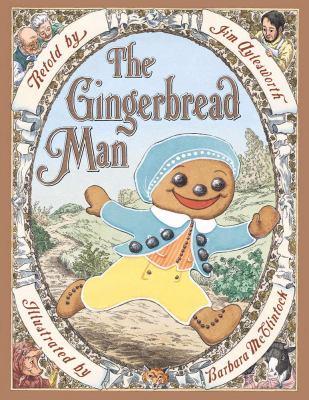 Gingerbread Man-Aylesworth