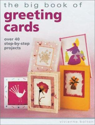 Book cover showing completed greeting cards