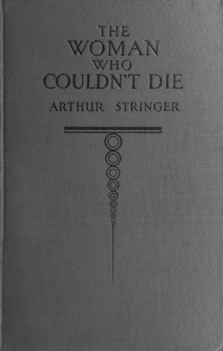 Book cover of The Woman who Couldn't Die
