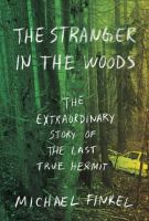 Stranger in the woods