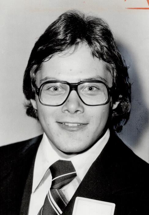 Portrait of Dave Irwin