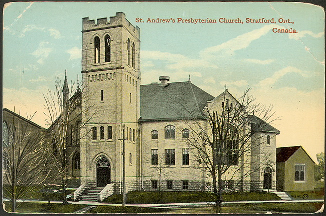 St. Andrew's Presbyterian Church Stratford