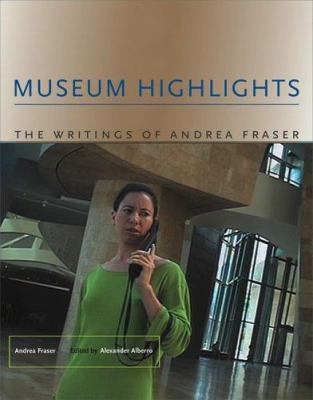 Museum highlights  the collected writings of Andrea Fraser