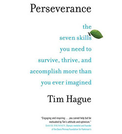Perseverence by tim hague sr