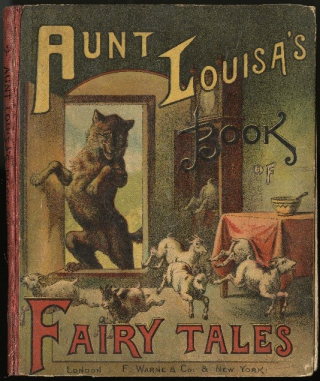 14.Aunt Louisa's Book of Fairy Tales