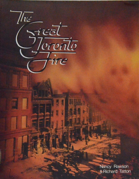 The great Toronto fire