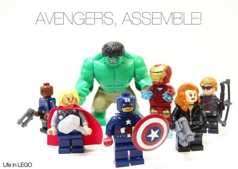 Lego avengersassemble
