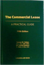The Commercial Lease A Practical Guide
