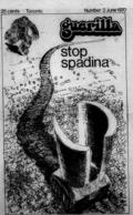 Guerilla, 1970