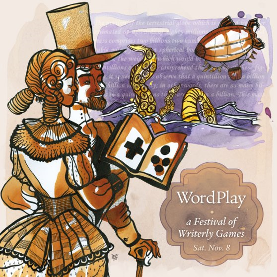 WordPlay: A Festival of Writerly Games