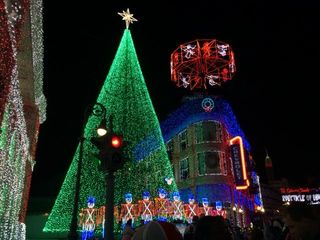 Osborne Family Spectacle of Dancing Lights - Tree