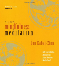 Guided mindfulness meditation. Series 1