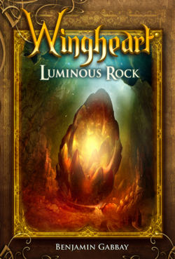 Wingheart Luminous Rock