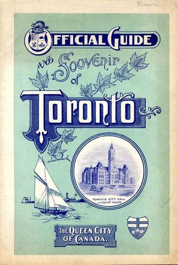Official Guide to Toronto