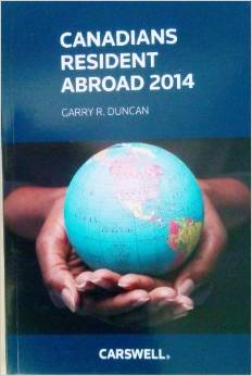 Canadians resident abroad 2014