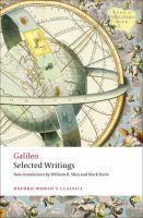 Selected writings Galileo Galilei