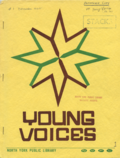 Young Voices Cover 1965