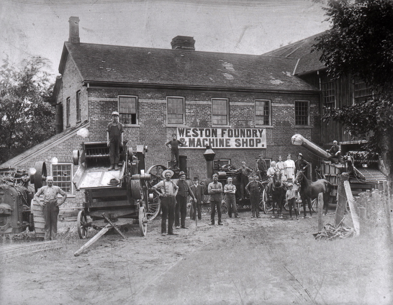 Weston Foundry and Machine Shop