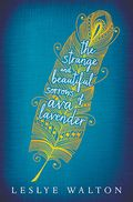 The strange and the beautiful sorrows of ava lavender cover