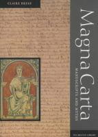 Magna Carta manuscripts and myths