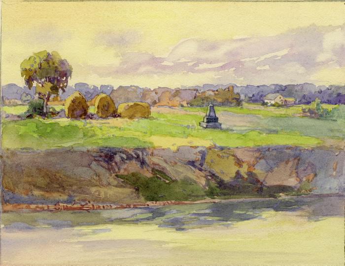 The Beaver Dams Battlefield Thorold, Ontario