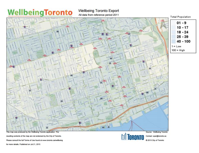 Wellbeing Toronto